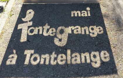Festival de Tontegrange, les préparatifs